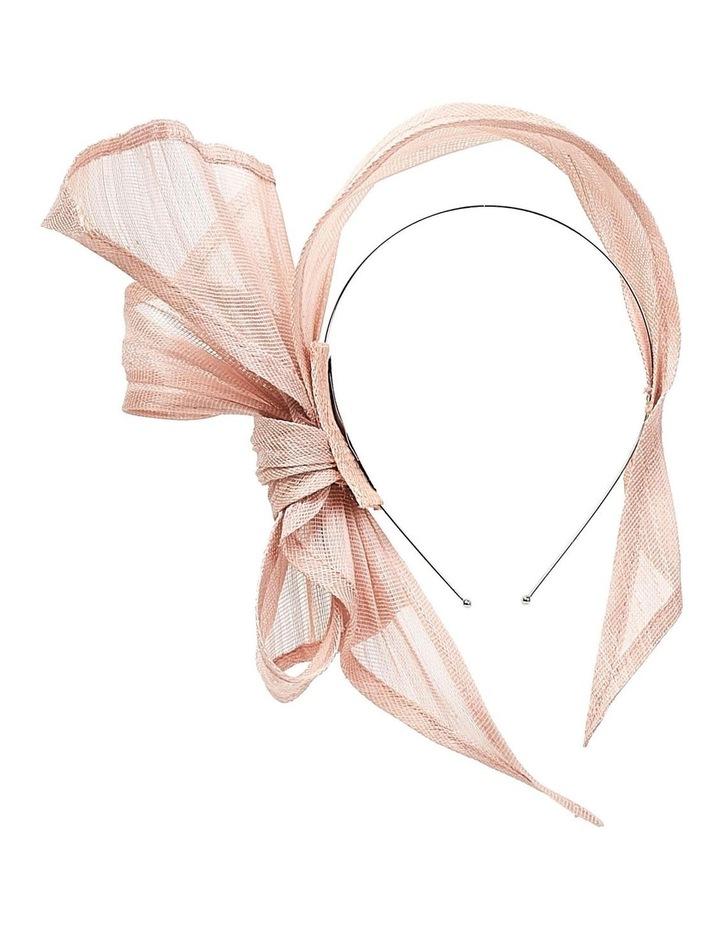 Sinamay Bow Headband image 1