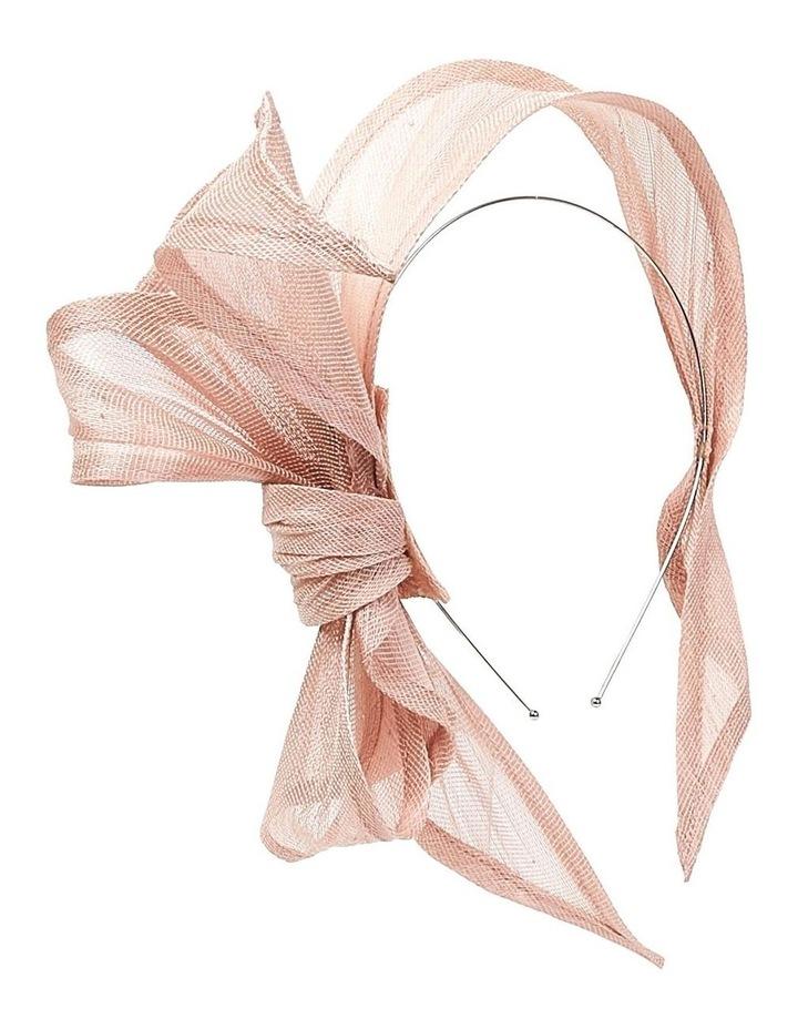 Sinamay Bow Headband image 2