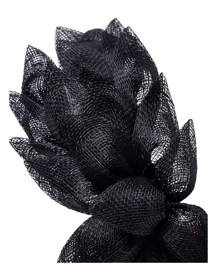 Sinamay Leaf On Headband image 3