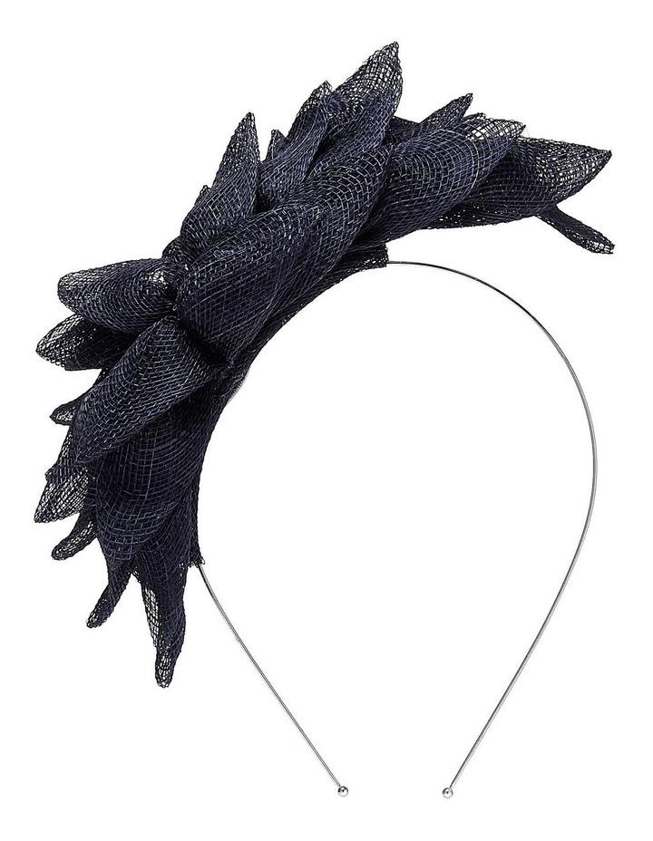 Sinamay Leaf On Headband image 1