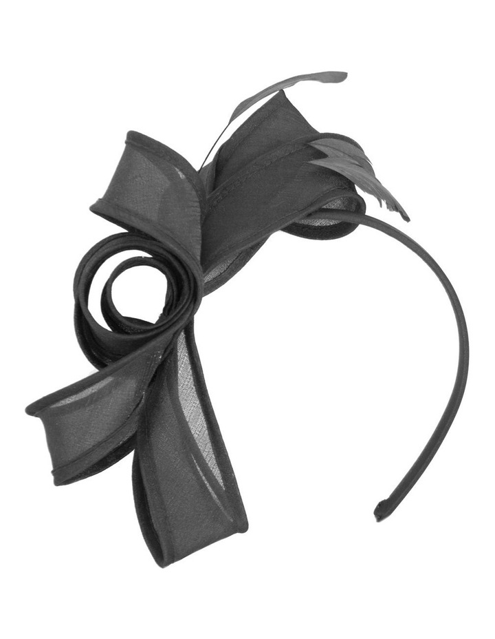 Organza Bow Headband image 1