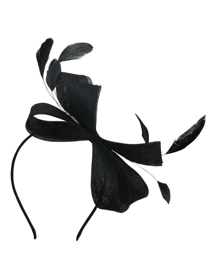 Sinamay Loopy Bow Fascinator image 2