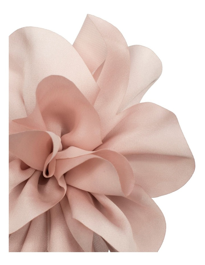 Fabric Flower Fascinator image 3