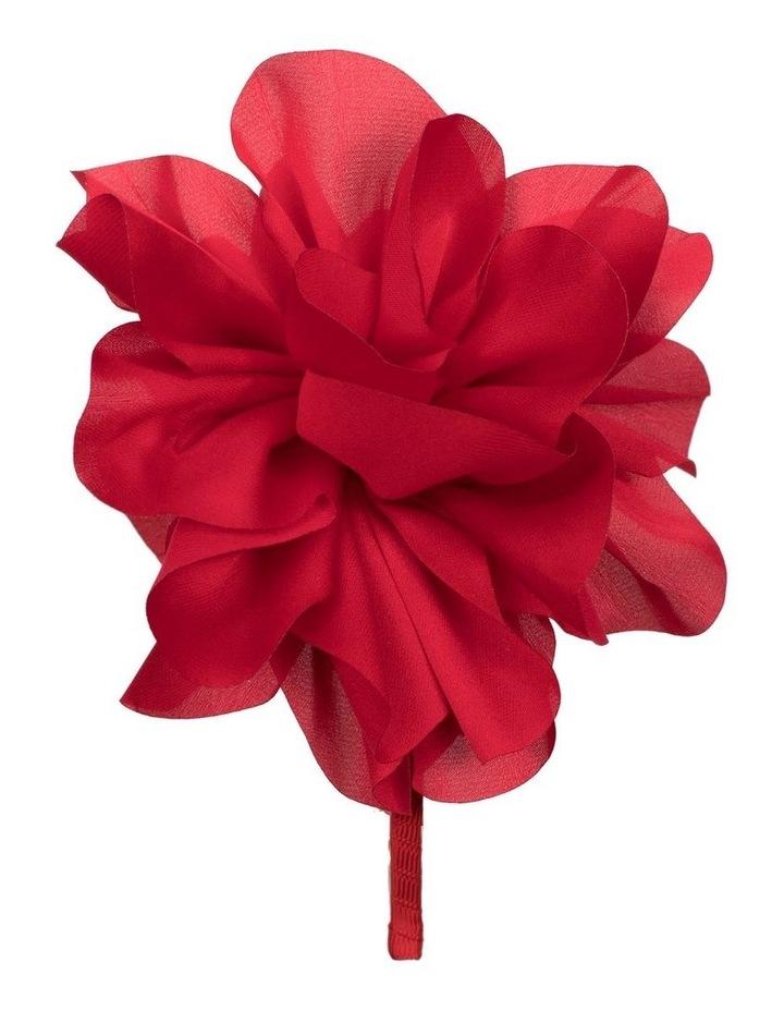 Fabric Flower Fascinator image 2