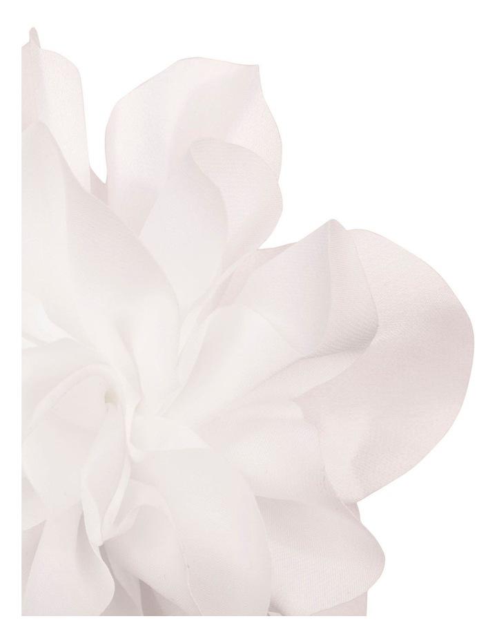 Fabric Flower Fascinator image 3