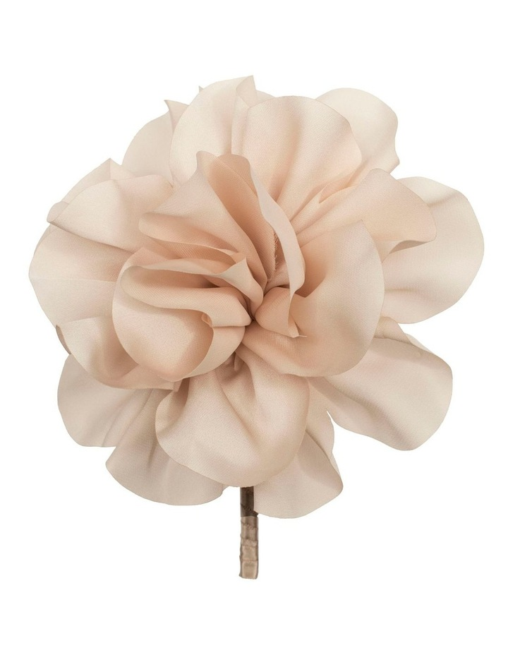 Fabric Flower Fascinator image 2