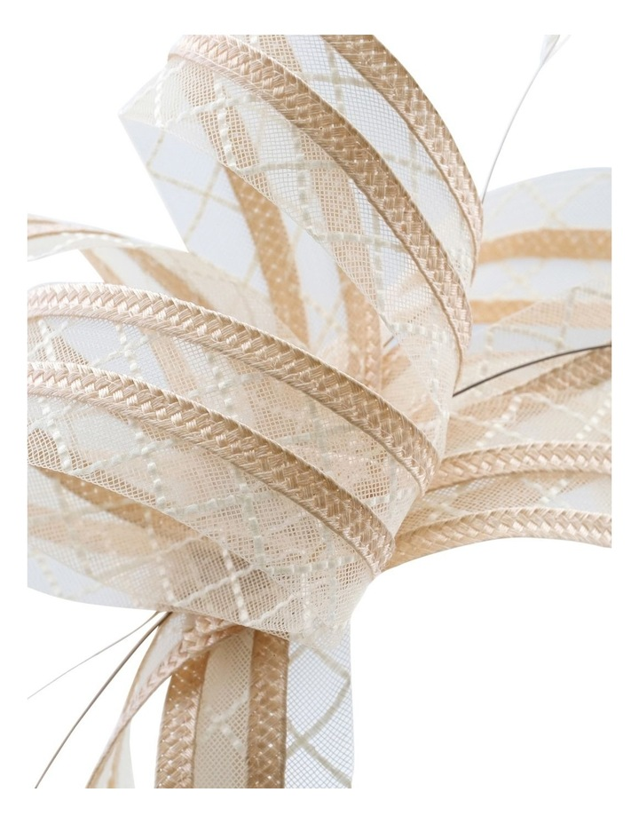 Crin Loops With Coss Texture And Zizi Fascinator image 3