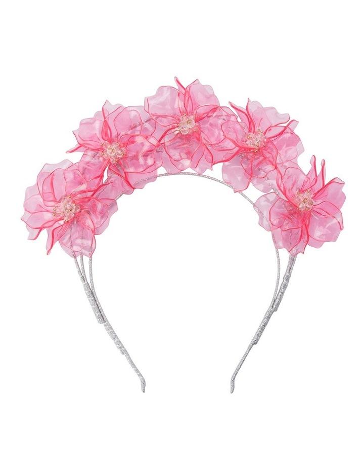 Delaney Acrylic Flower Headband image 1