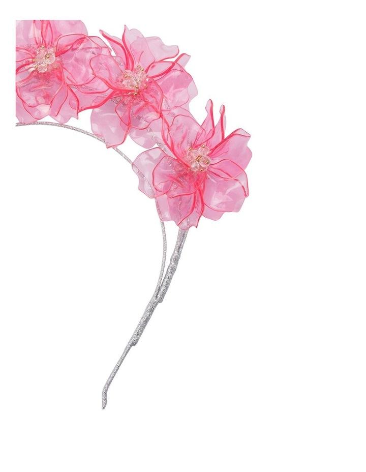 Delaney Acrylic Flower Headband image 2