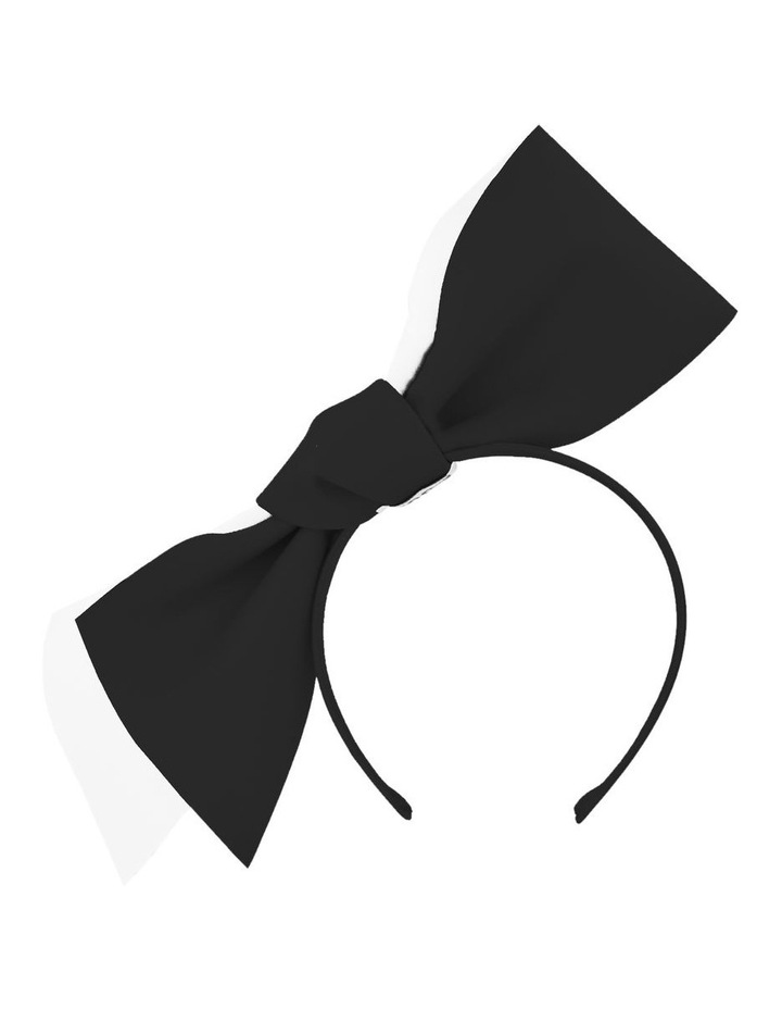 Cooper Bow  Fascinator image 1