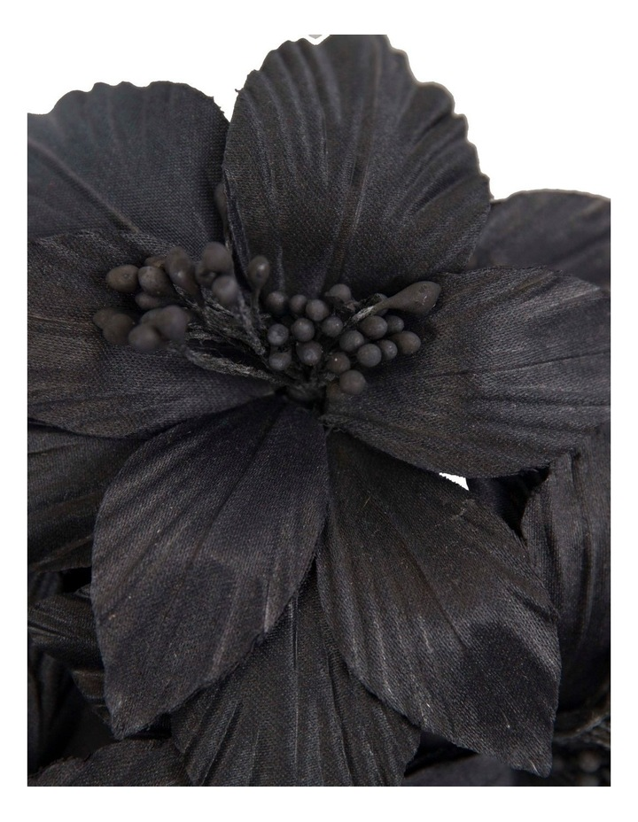 Flower Arrangement On Black Headband Fascinator image 2