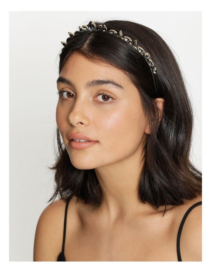 Embellished Jewel Crown Headband image 2
