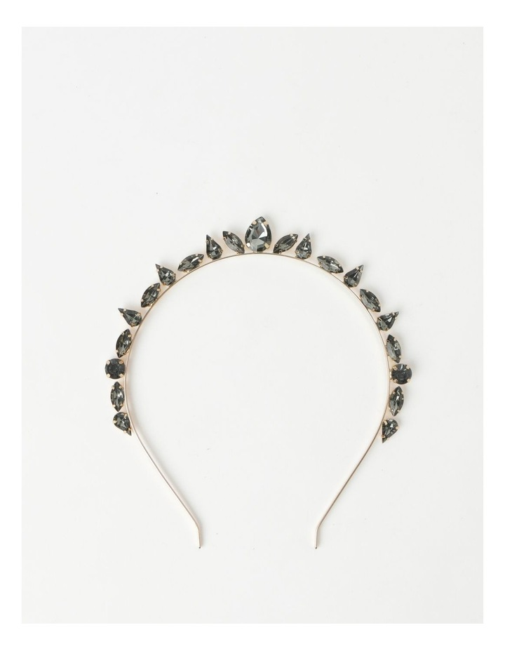 Embellished Jewel Crown Headband image 3