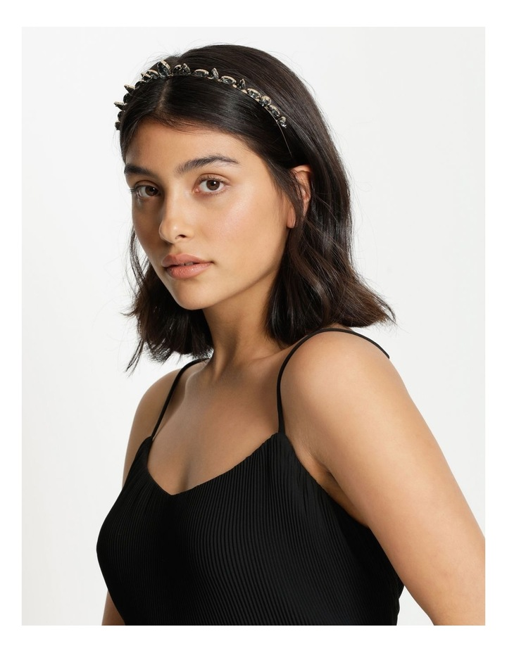 Embellished Jewel Crown Headband image 4