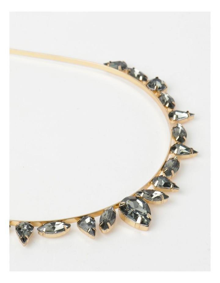 Embellished Jewel Crown Headband image 6