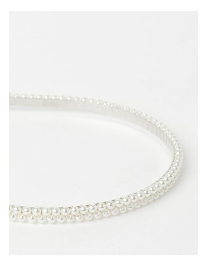 All Over Pearl Headband image 4