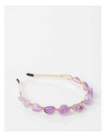 Purple colour