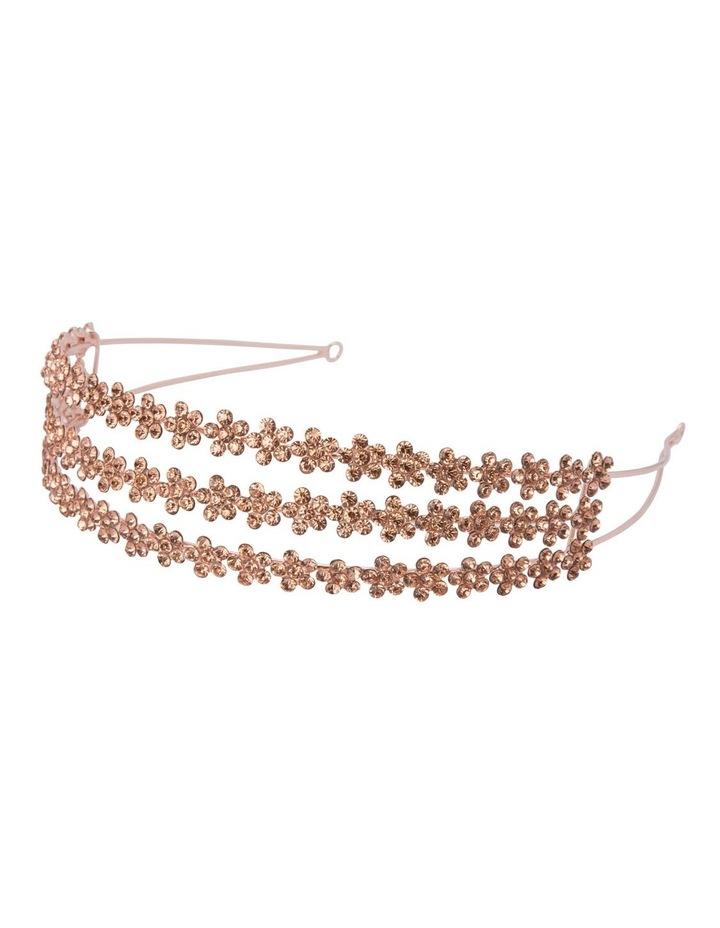 Trianna Crystal Rose Headband image 1