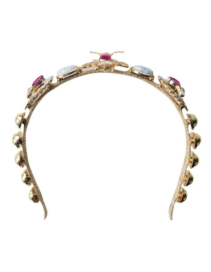 Zaliki Magenta Headband image 1