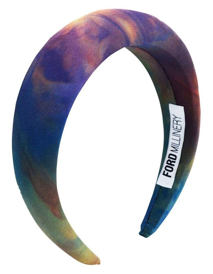 Tie-Dye Style Padded Headband image 1
