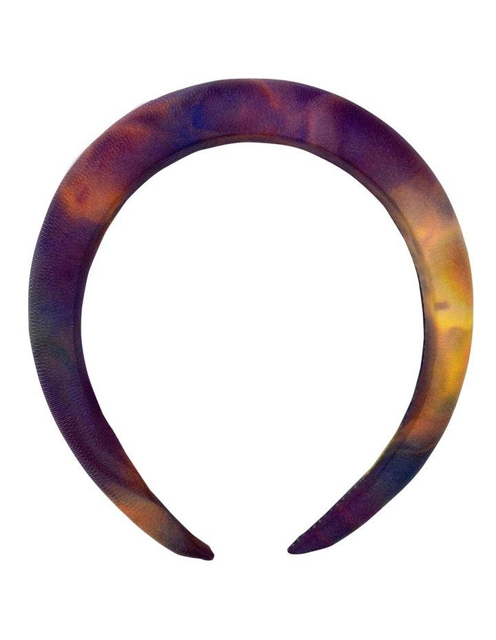 Tie-Dye Style Padded Headband image 4