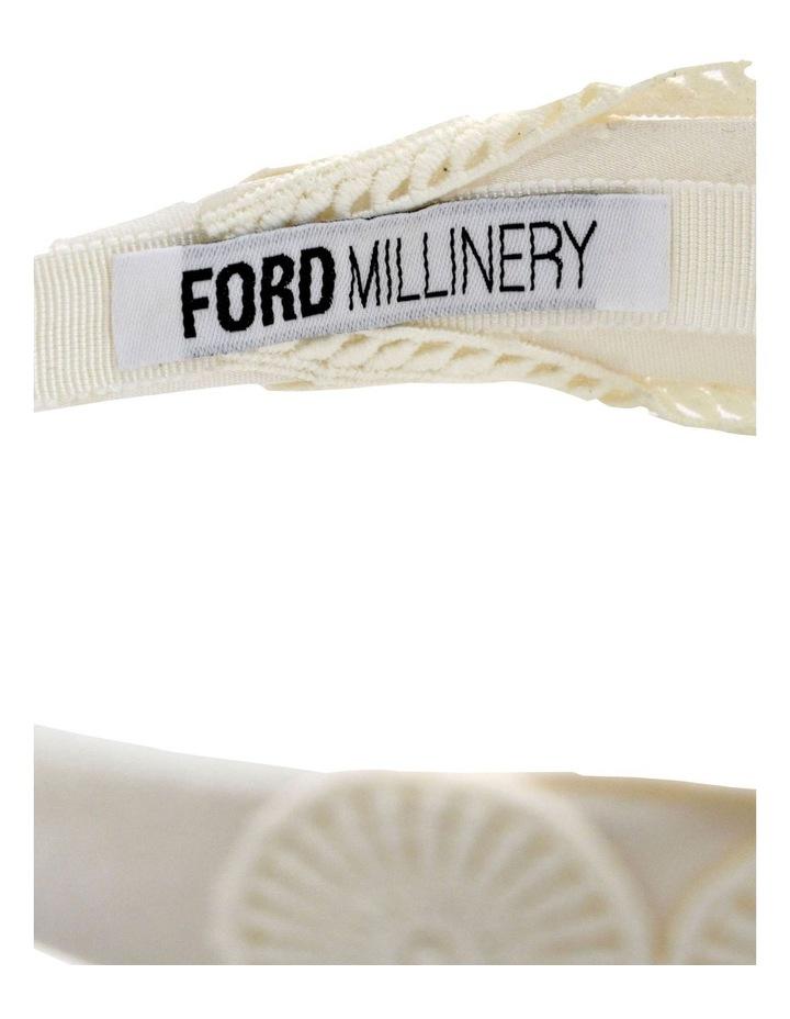 Textured Embroidery Style Headband image 4