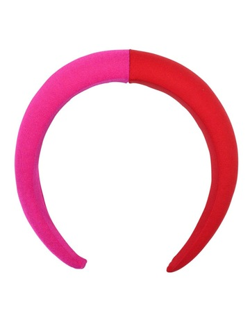 Red And Pink colour