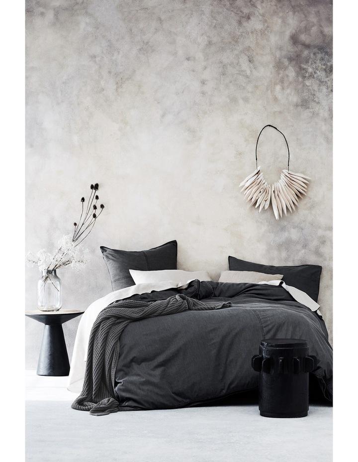 Denim Quilt Cover Range in Indigo image 1