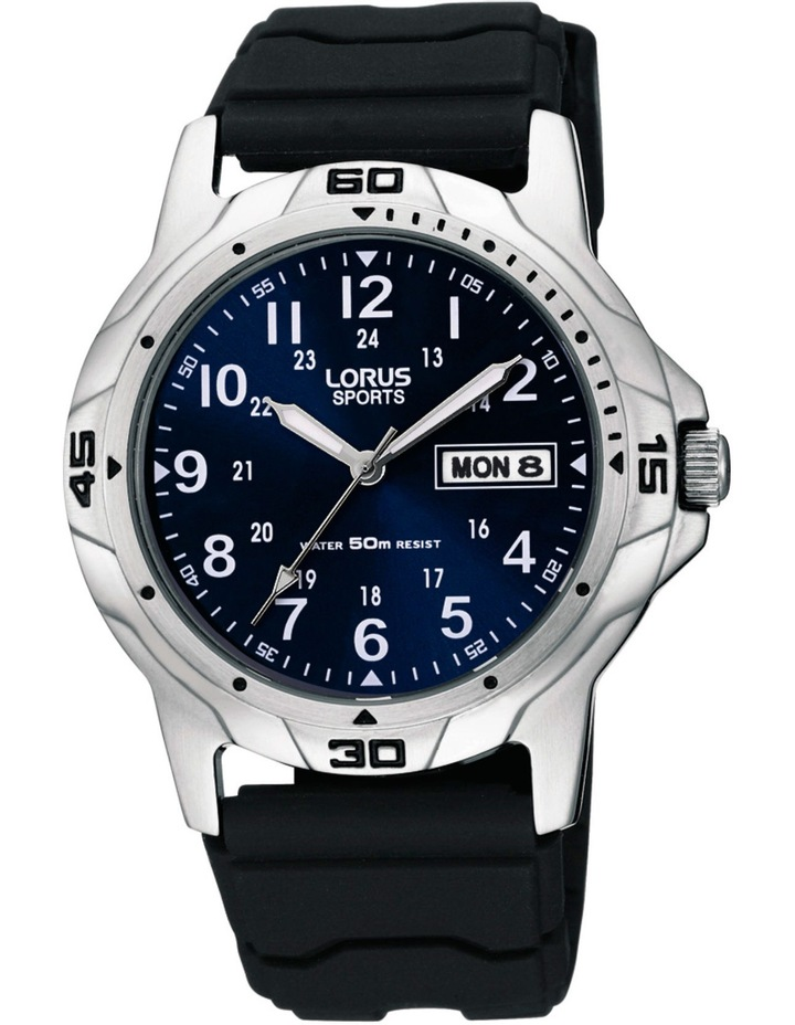 RXN51BX-8 Watch in Black/Silver image 1