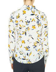 David Lawrence - Azalea Print Long Sleeve Shirt