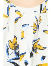 David Lawrence - Azalea Print Sleeveless Top