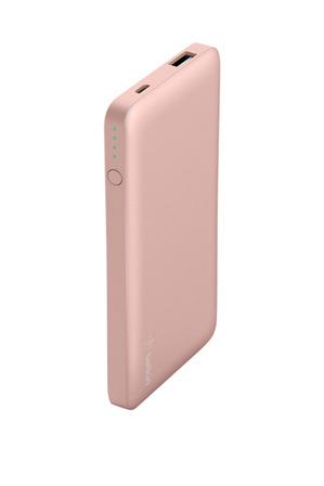 Belkin - Pocket Power 5000mAh Power Bank - Rose Gold