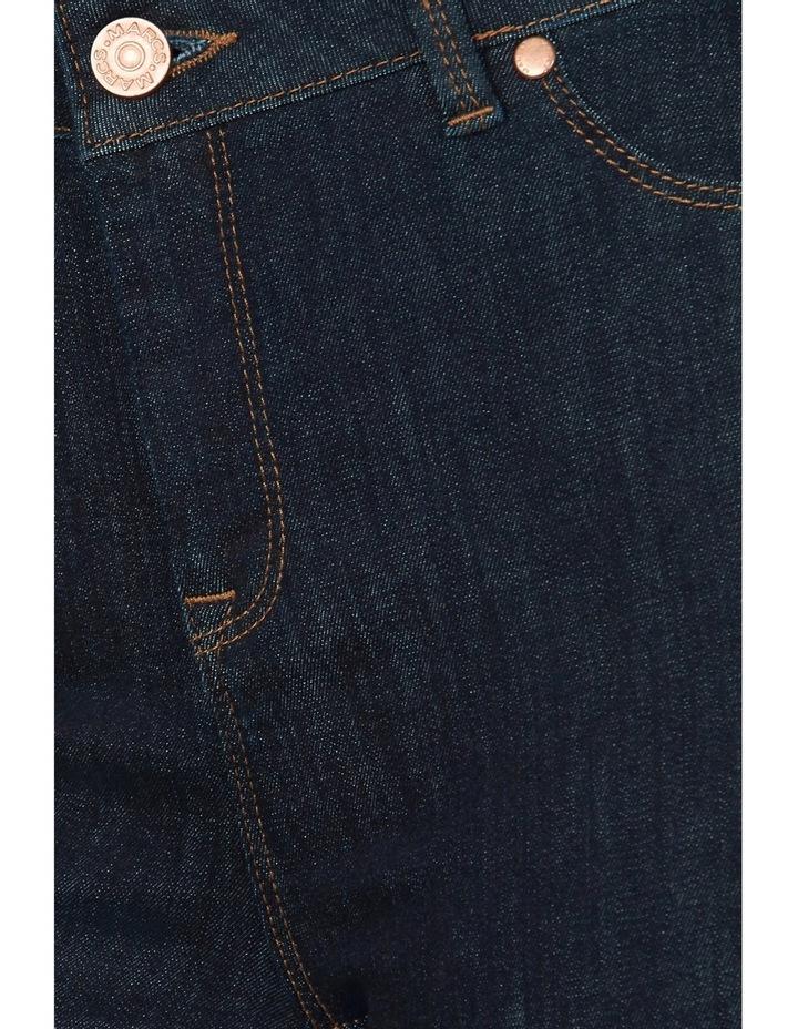 Fitzroy Indigo-rinse Smart Skinny Jeans image 4