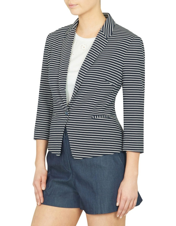 Olivia Striped Blazer image 2