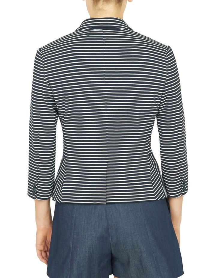 Olivia Striped Blazer image 3