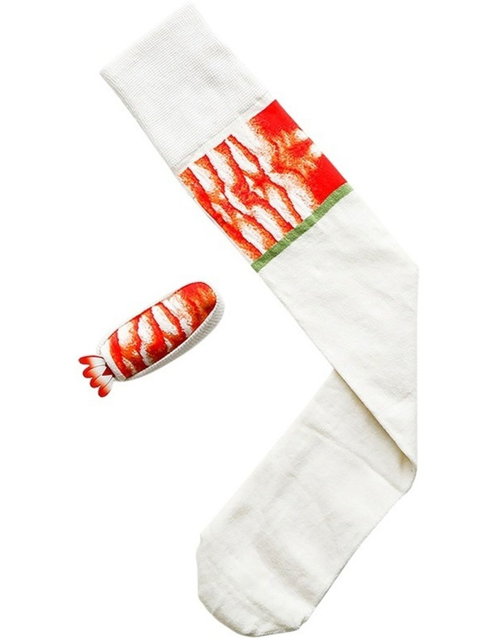 Sushi Socks - Shrimp image 1