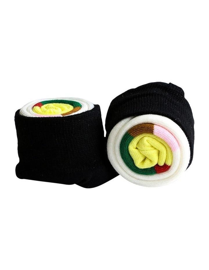 Sushi Socks - Futomaki image 3