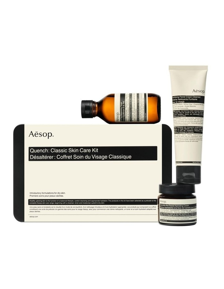 Quench: Classic Skin Care Kit by Aesop