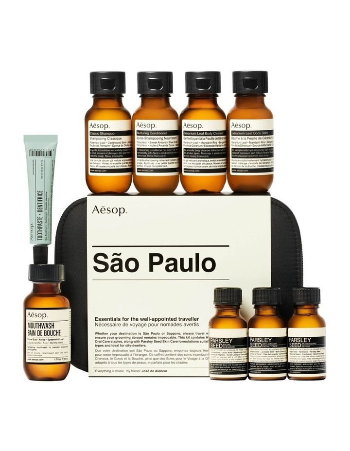 Sao Paulo Gift Set image 1