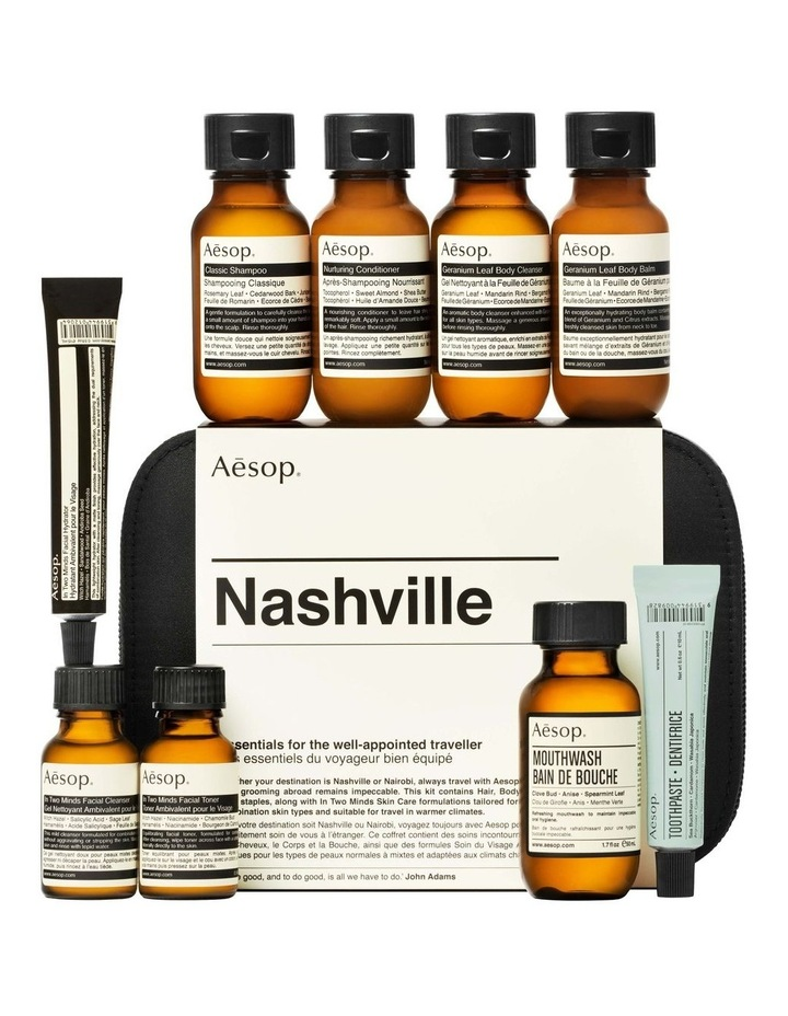 Nashville Travel Kit image 1