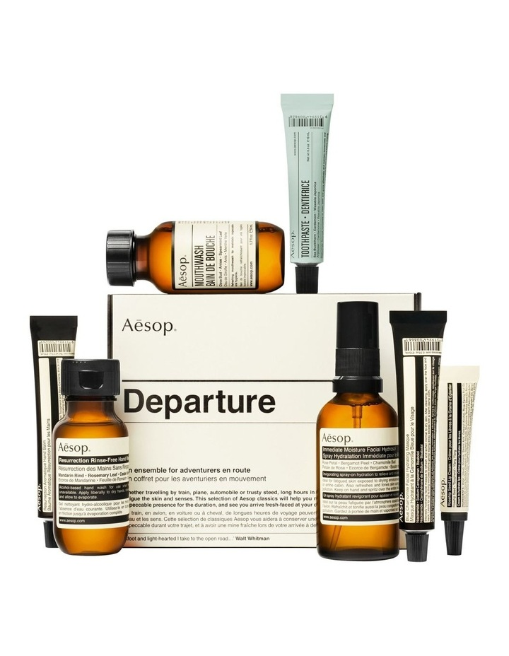 Departure Kit image 1