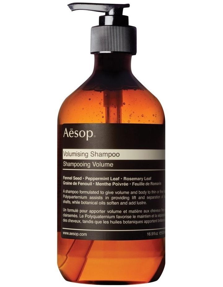 Volumising Shampoo 500mL image 1
