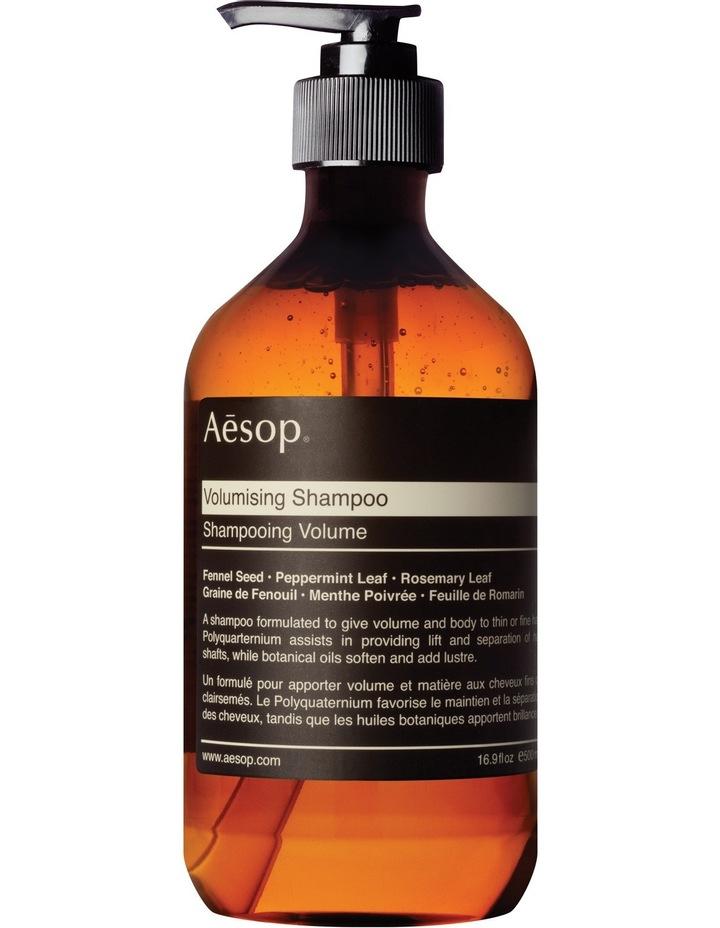 Volumising Shampoo image 1