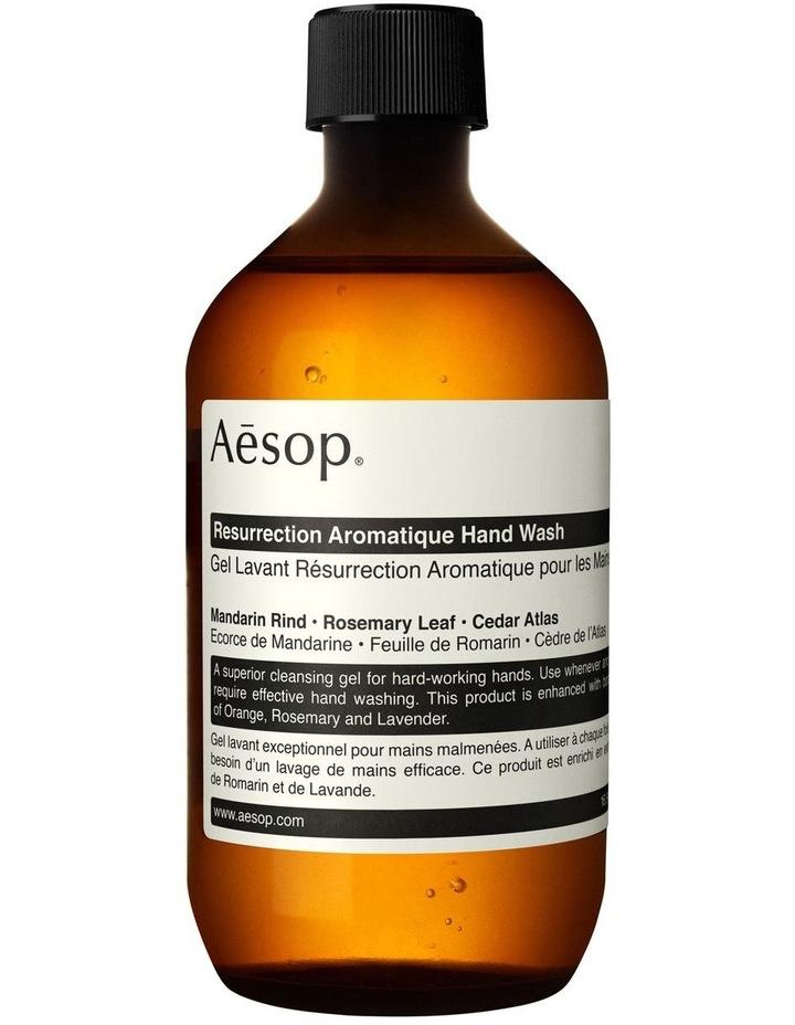 Resurrection Aromatique Hand Wash 500ml with Screw Cap image 1