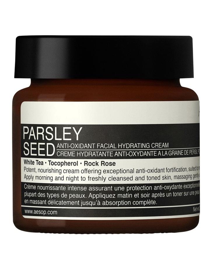 Parsley Seed Anti-Oxidant Facial Hydrating Cream image 1
