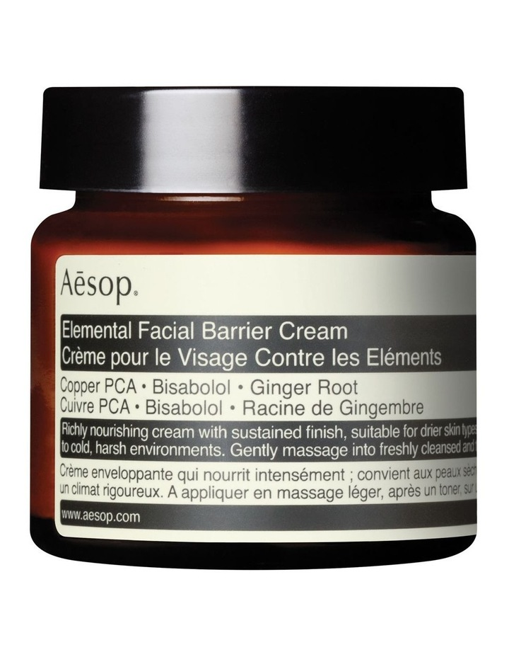 Elemental Facial Barrier Cream 60mL image 1