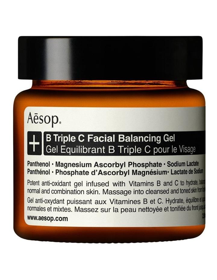 B Triple C Facial Balancing Gel 60mL image 1