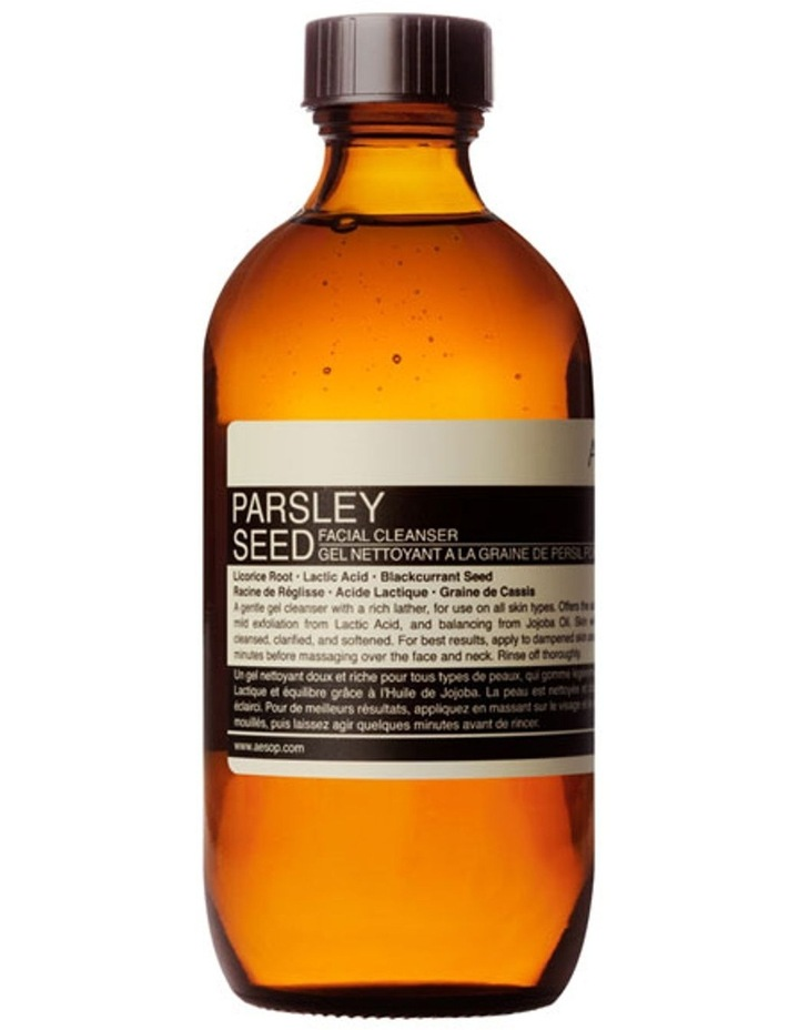 Parsley Seed Facial Cleanser image 4