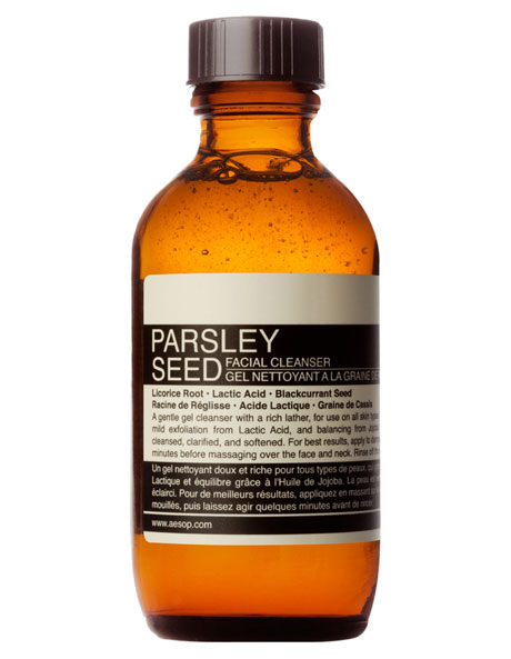 Parsley Seed Facial Cleanser image 1