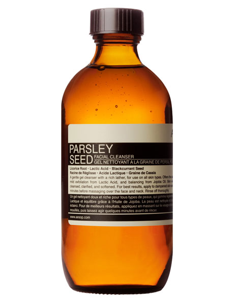 Parsley Seed Facial Cleanser image 2